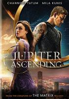 Cover image for Jupiter ascending [videorecording DVD]