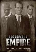 Cover image for Boardwalk empire. Season 4, Complete [videorecording DVD]
