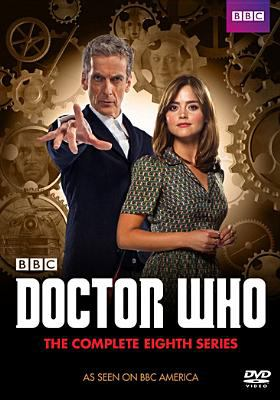 Cover image for Doctor Who. Season 8, Complete [videorecording DVD]