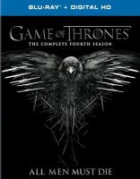 Cover image for Game of thrones. Season 4, Complete [videorecording Blu-ray]