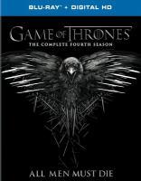 Imagen de portada para Game of thrones. Season 4, Complete [videorecording Blu-ray]