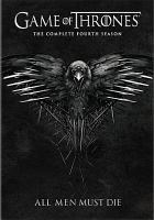 Cover image for Game of thrones. Season 4, Complete [videorecording DVD]