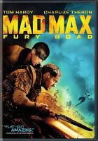 Cover image for Mad Max. Fury road [videorecording DVD]