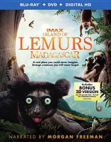 Cover image for Island of lemurs, Madagascar [videorecording Blu-ray]