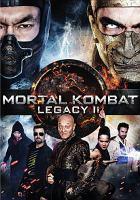 Cover image for Mortal kombat legacy. Season 2, Complete [videorecording DVD]