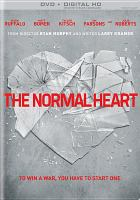Imagen de portada para The normal heart [videorecording DVD]