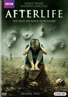 Cover image for Afterlife. Season 2, Complete [videorecording DVD]