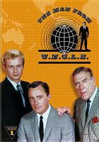 Cover image for The man from U.N.C.L.E.. Season 1, Complete [videorecording DVD]