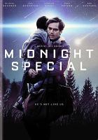 Cover image for Midnight special [videorecording DVD]