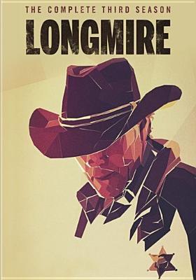 Cover image for Longmire. Season 3, Complete [videorecording DVD].