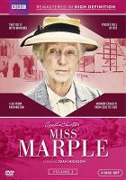 Cover image for Agatha Christie's Miss Marple. Volume 2 [videorecording DVD] : (Joan Hickson version)