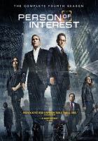 Cover image for Person of interest. Season 4, Complete [videorecording DVD]