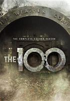 Cover image for The 100. Season 2, Complete [videorecording DVD]
