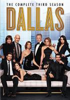 Cover image for Dallas (2012-) Season 3, Complete [videorecording DVD]