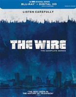 Imagen de portada para The wire. Season 1, Complete [videorecording Blu-ray]