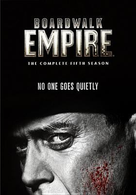 Cover image for Boardwalk empire. Season 5, Complete [videorecording DVD]