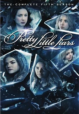 Cover image for Pretty little liars. Season 5, Complete [videorecording DVD]