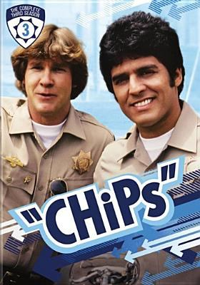 Cover image for CHiPs. Season 3, Complete [videorecording DVD]