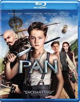 Cover image for Pan [videorecording Blu-ray]