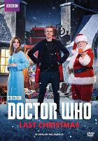 Cover image for Doctor Who. Last Christmas [videorecording DVD]
