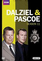 Cover image for Dalziel & Pascoe. Season 11, Complete [videorecording DVD]