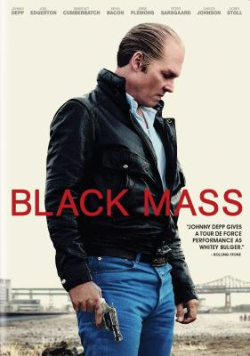 Cover image for Black mass [videorecording DVD]