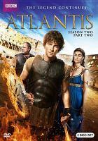 Cover image for Atlantis. Season 2, part 2 [videorecording DVD]