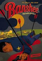 Cover image for Banshee. Season 3, Complete [videorecording DVD]