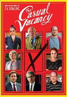 Imagen de portada para The casual vacancy [videorecording DVD]