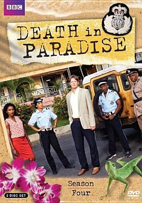 Cover image for Death in paradise. Season 4, Complete [videorecording DVD]