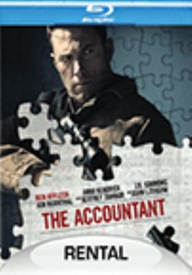 Cover image for The accountant [videorecording Blu-ray]