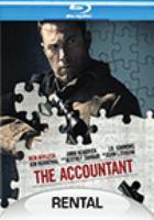 Imagen de portada para The accountant [videorecording Blu-ray]