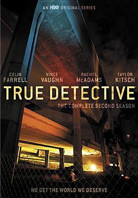 Cover image for True detective. Season 2, Complete [videorecording DVD]