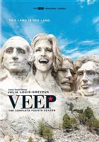 Cover image for VEEP. Season 4, Complete [videorecording DVD].