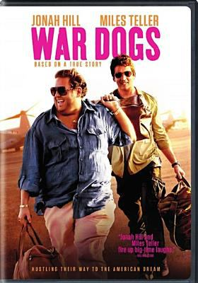 Cover image for War dogs [videorecording DVD]