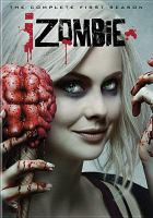 Cover image for iZombie. Season 1, Complete [videorecording DVD]