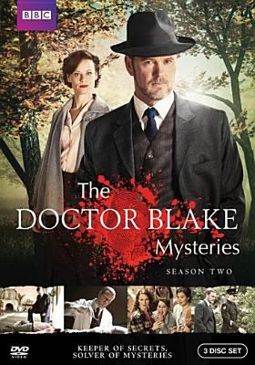 Cover image for The Doctor Blake mysteries. Season 2, Complete [videorecording DVD]