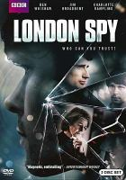 Cover image for London spy [videorecording DVD]