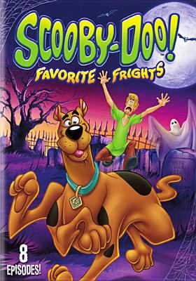 Cover image for Scooby-Doo! : favorite frights [videorecording DVD].