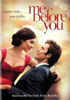 Imagen de portada para Me before you [videorecording DVD]