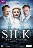Cover image for Silk. Series 2, Complete [videorecording DVD]