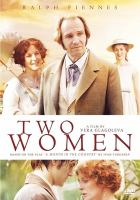 Cover image for Two women [videorecording DVD]