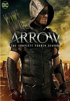 Cover image for Arrow. Season 4, Complete [videorecording DVD]