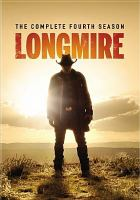 Cover image for Longmire. Season 4, Complete [videorecording DVD]