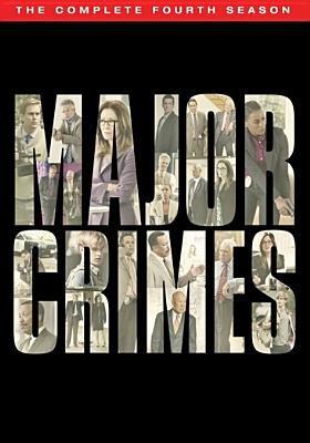 Cover image for Major crimes. Season 4, Complete [videorecording DVD]