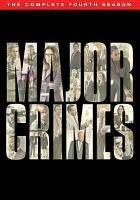 Cover image for Major crimes. Season 4, Complete [videorecording DVD]