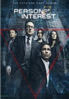 Cover image for Person of interest. Season 5, Complete [videorecording DVD] : the final season.