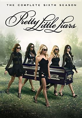Cover image for Pretty little liars. Season 6, Complete [videorecording DVD]