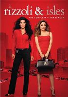 Cover image for Rizzoli & Isles. Season 6, Complete