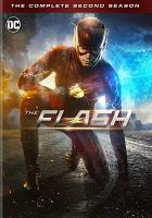 Cover image for The Flash. Season 2, Complete [videorecording DVD]
